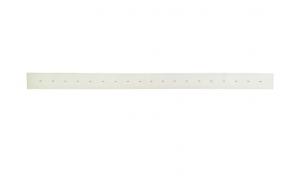 H 404 C hinten Sauglippen für Scheuersaugmaschinen DULEVO