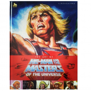 Libro: THE ART OF HE-MAN AND THE MASTERS OF THE UNIVERSE
