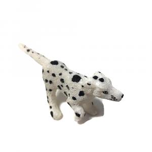 DALMATA cane in miniatura per la casa delle bambole