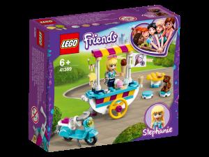 LEGO FRIENDS IL CARRETTO DEI GELATI 41389