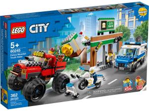 LEGO CITY RAPINA SUL MONSTER TRUCK 60245
