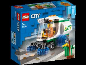LEGO CITY CAMIONCINO PULIZIA STRADE 60249