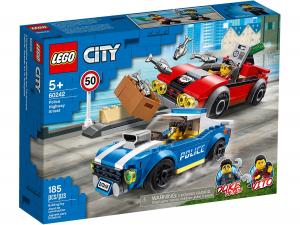LEGO CITY ARRESTO SULLA STRADA DELLA POLIZIA 60242