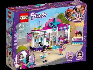 LEGO FRIENDS IL SALONE DI BELLEZZA DI HEARTLAKE 41391