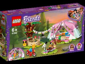 LEGO FRIENDS GLAMPING DELLA NATURA 41392