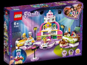 LEGO FRIENDS CONCORSO DI CUCINA 41393