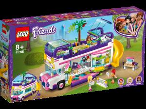 LEGO FRIENDS IL BUS DELL'AMICIZIA 41395