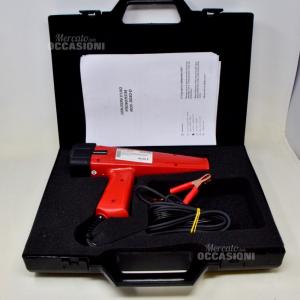 Pistola D'accensione Per Motori (auto Ecc) Stroboscopica Mod DG83-D