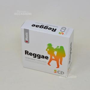 Cd Reggae 5 Cd
