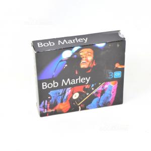 Cd Musica Bob Marley 3 Pz