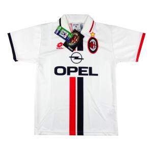 1995-96 Ac Milan Maglia Away S/M/L *Nuova