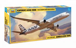 Airbus A350-1000 Civil airliner