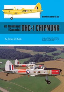 de Havilland (Canada) DHC-1 CHIPMUNK