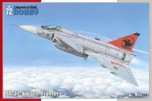 JA-37 Viggen Fighter