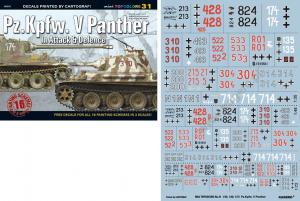Pz.Kpfw. V Panther In Attack & Defence