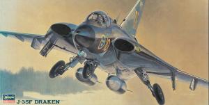 Saab J-35F Draken