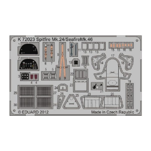 SPITFIRE MK.24/SEAFIRE MK.46