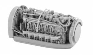Tempest Napier Sabre engine (upper half)