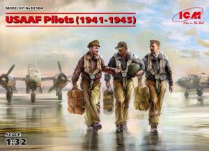 USAAF Pilots
