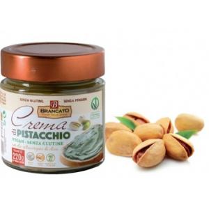 Crema spalmabile di Pistacchio, senza glutine e Vegan