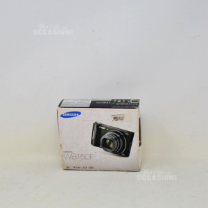 Macchina Fotografica Samsung WB150F Completa
