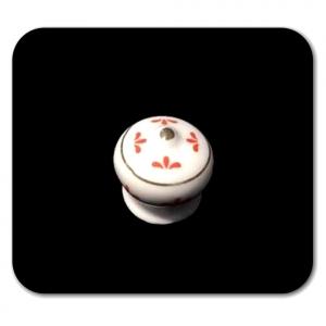 CONTENITORE in miniatura per la casa delle bambole in ceramica
