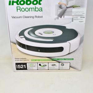 Aspirapolvere Irobot Roomba Funzionante