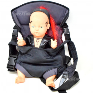 Marsupio Porta Bambini Safety 1 St Baby Relax