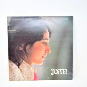 Disco In Vinile 33 Giri Joan Baez