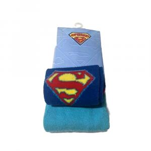 Calzamaglia SUPERMAN neonato - Taglie 0/18 mesi