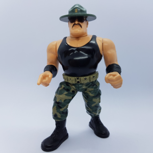 WWF Hasbro Vintage Series: SGT. SLAUGHTER by Hasbro