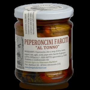 PEPERONCINO FARCITO AL TONNO