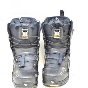 Scarponi Snowboard Neri Northwave N 42.5