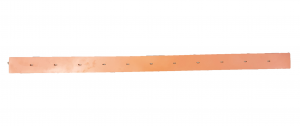 SABER COMPACT 20 Rear Squeegee rubber for scrubber dryer WINDSOR