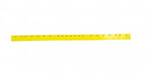 DUOMATIC S-50 Gomma Tergipavimento ANTERIORE/POSTERIORE per lavapavimenti WETROK