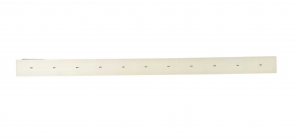 T 5 Gomma Tergipavimento POSTERIORE per lavapavimenti TENNANT - (Tergi da 500)