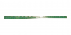 COMBIMAT 1800 (Parabolic) Front Squeegee rubber for scrubber dryer TASKI