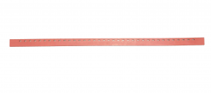 COMBIMAT 1700 (Parabolic) Gomma Tergipavimento POSTERIORE per lavapavimenti TASKI