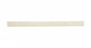 ELAN 60 Rear Squeegee rubber for scrubber dryer RCM