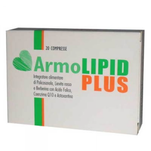 Armolipid Plus 20 cpr