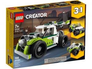LEGO CREATOR RAZZO-BOLIDE 31103