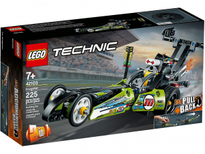 LEGO THECNIC DRAGSTER 42103