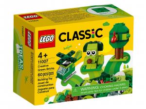 LEGO CLASSIC MATTONCINI VERDI CREATIVI 11007