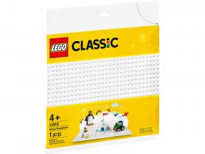 LEGO CLASSIC BASE BIANCA 11010