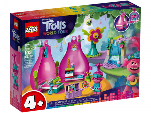 LEGO TROLLS IL BACCELLO DI POPPY 41251