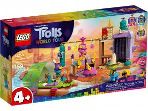 LEGO TROLLS AVVENTURA IN MONGOLFIERA DI POPPY 41253