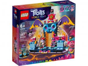 LEGO TROLLS CONCERTO A VULCANO ROCK CITY 41254