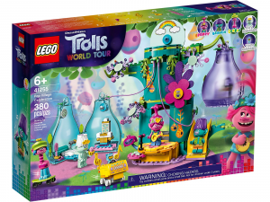 LEGO TROLLS FESTA AL VILLAGGIO POP 41255