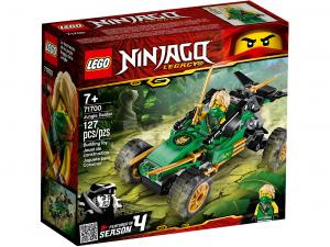 LEGO NINJAGO FUORISTRADA DELLA GIUNGLA 71700