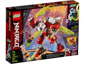 LEGO NINJAGO IL MECH-JET DI KAI 71707